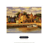 Honfleur I Prints by Max Hayslette