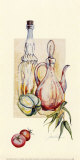 Oil and Vinegar Poster by Elizabeth Jardine