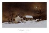 New Moon Arte por Ray Hendershot