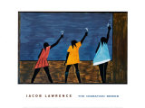 African American Artists - Jacob Lawrence - The Migration Series