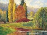 Nature's Splendor I Prints by Pamela Fermanis