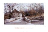 Ray Hendershot - The Mill Bridge Obrazy