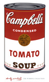 Lata de sopa Campbell I, 1968 Arte por Andy Warhol