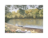 Golden Pond Prints by Diane Romanello