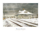Liberty Depot Prints by William Mangum