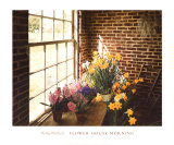 Flower House Morning Posters by  Philbeck