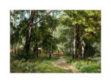 In the Park Giclee Print by Nicholai Koslov