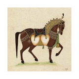 Horse from India II Prints