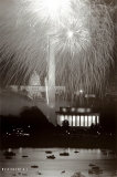 Washington, D.C. -  4Th of July Print by Jerry Driendl