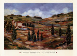 Chianti Afternoon I Prints by John Milan