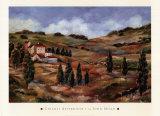 Chianti Afternoon I Prints by John Milan