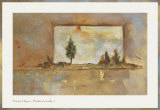 Painter&#39;s Lake I Prints by Susan Hayes
