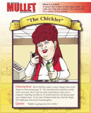 The Official Mullet Reference Guide - The Chicklet Plakater