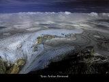 Glacier Folgefonn Posters by Yann Arthus-Bertrand