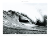 Pacific Wave Posters by Gilles Martin-Raget
