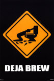 Deja Brew Prints