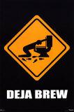 Deja Brew Prints