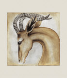Serengeti Gerenuk Print by Susan Hartenhoff