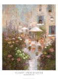 Jardin Rivoli Prints by Albert Swayhoover