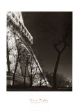 Paris Nights Prints by Matthew Fuller