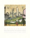 Atlanta Buzzing Posters