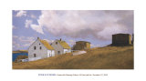 A Northern Shore Print by Peter Sculthorpe