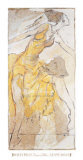 Dancer in Yellow Prints by Marta Wiley