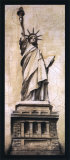 Statue of Liberty Print by John Douglas