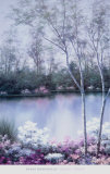 Springtime Melody II Prints by Diane Romanello