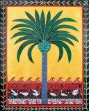 Coptic Palm Plakater af Ron Yrabedra