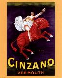 Cinzano Vermouth Posters