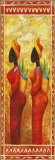 African Woman I Poster by Monica Reed