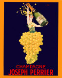Champagne Joseph Perrier Prints
