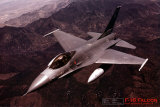 F-16 Falcon Poster