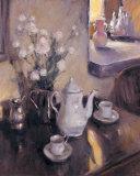 Teatime Poster by Edward Noott