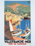 Villefranche Sur Mer Posters