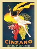 Asti Cinzano 1920 Poster di Leonetto Cappiello
