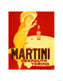 Vermouth Torino Posters by Marcello Dudovich