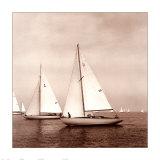 Sailing VI Art