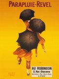 Regenschirmtanz Kunstdrucke von Leonetto Cappiello