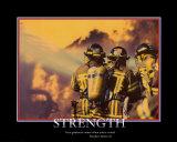 Strength Plakát