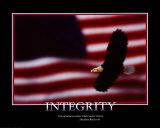Intégrité Posters