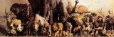 Arca de Noé Láminas por Haruo Takino