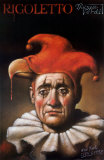 Rigoletto Kunst van Rafal Olbinski