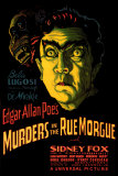 Murders In The Rue Morgue Posters
