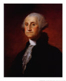 George Washington Pósters por Gilbert Stuart