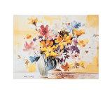 Summer Floral Prints by George Jung