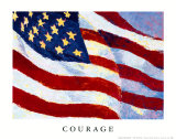 Courage Posters by Gail Wells-Hess