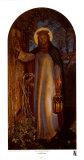 A luz do mundo, em inglês Posters por William Holman Hunt