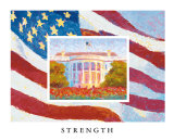 Strength Prints by Gail Wells-Hess